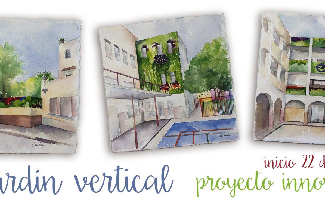 Proyecto ECO: Jardín vertical